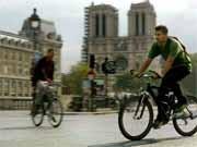 Paris Leihräder Velib