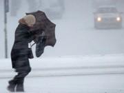 Schnee, Wetter, dpa