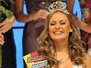 Anne Julia Hagen ist Miss Germany 2010, dpa