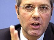 Bundesumweltminister Röttgen CDU Atomkraft, ddp