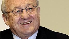 Waffenhändler Karlheinz Schreiber dpa
