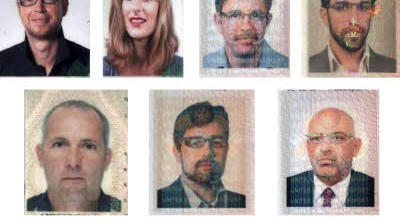 Mossad Mord in Dubai