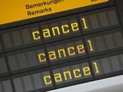 Lufthansa-Streik; Getty