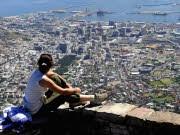Sicher durch Südafrika, Kapstadt, ddp