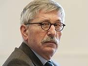 Berlins Finanzsenator Thilo Sarrazin
