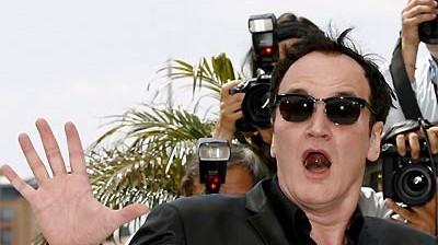 Quentin Tarantino unerkannt