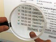 Datenmissbrauch; dpa