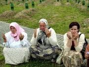 Gedänkstätte von Srebrenica