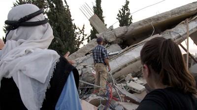 Hauszerstörung in Jerusalem
