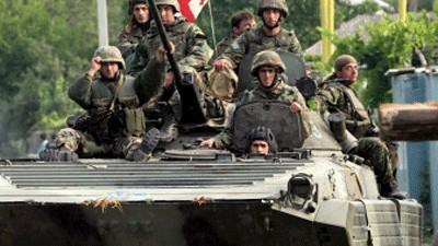 Krieg im Kaukasus