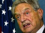 AP, George Soros