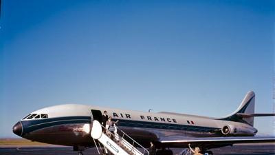 Schiene-Wasser-Luft 50 Jahre Caravelle