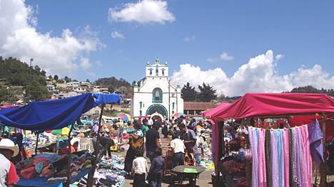 Südamerika Mexiko