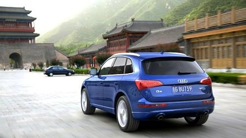 Fahrberichte Audi Q5