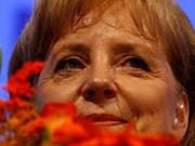 Angela Merkel, Kanzlerin, CSU-Parteitag, dpa