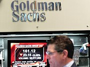 Goldman Sachs, AFP
