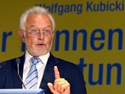 Wolfgang Kubicki, dpa