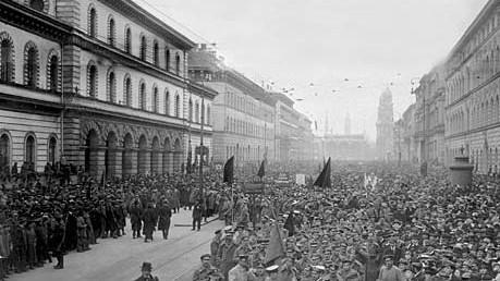 münchen räterepublik 1919 foto: sz photo/scherl