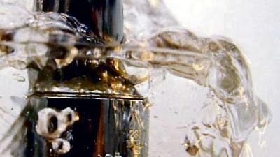 Uran im Trinkwasser