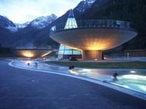 Skifahren und Therme, Thermalbäder, Aqua Dome Therme Längenfeld; Aqua Dome
