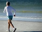Laufen und Alter