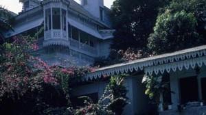 Südamerika Hotel Oloffson auf Haiti