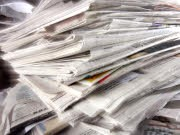 Zeitung, dpa