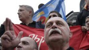 Proteste gegen Karadzic-Festnahme