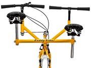 Evolution des Fahrrads