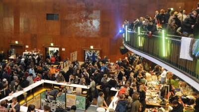 Clubs Nachtflohmarkt
