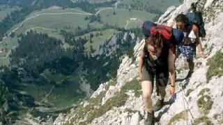 Klettersteig Wilder Kaiser : Widauer klettersteig im nicht ganz so wilden kaiser reise