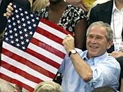 George W. Bush Peking
