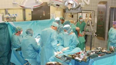 Arm-Transplantation