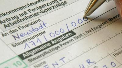 Steuer identifikationsnummer abfragen