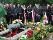 Begräbnis von Friedhelm Busse, AP
