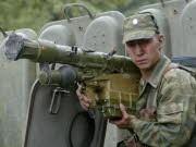 Russische Panzer AP