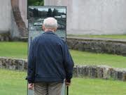 ehemaliger KZ-Häftling Flossenbürg, dpa
