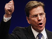 Guido Westerwelle FDP Kritik CSU AP