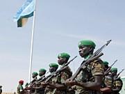 Blauhelme in Darfur