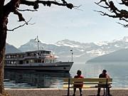 Schweiz Bank Steuerhinterziehung Bankgeheimnis Steuerhinterziehung Vierwaldstättersee AP
