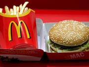 Fast Food; dpa