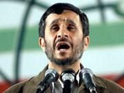 Ahmadinedschad; dpa