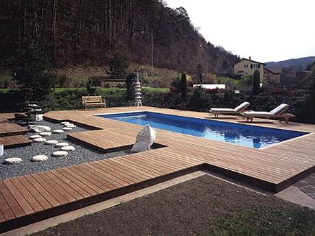 Auf dem Weg zum eigenen Schwimmbad - Mein Haus, mein Auto, mein Pool ...