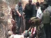 Video zeigt Schuss auf palästinensischen Mann; AFP