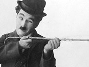Charlie Chaplin; Getty Images