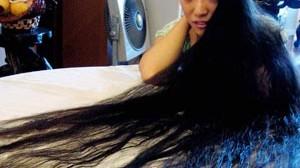 Haare auf dem kopf mensch