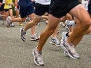 Marathon; iStockphotos