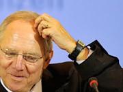Wolfgang Schäuble, ddp
