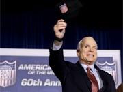 McCain, AP