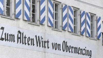 """Restaurants Bayerisches Restaurant """"Zum Alten Wirt von Obermenzing"""""""